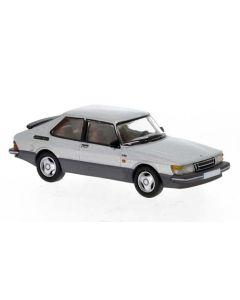 Personbiler, Saab 900 Turbo, Sølv, PCX870120