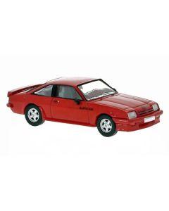 Personbiler, Opel Manta B Gsi, Rød, PCX870060