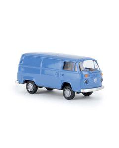 Varebiler, Volkswagen T2 Varebil, Blå, BRE33542