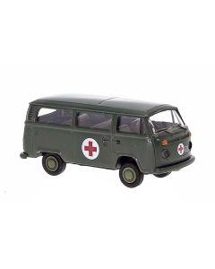 Personbiler, Volkswagen T2 Kombi, Røde Kors, BRE33148