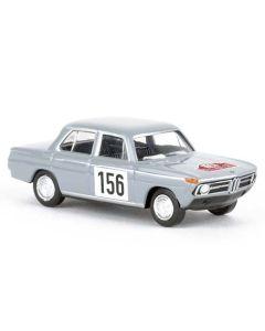 Personbiler, BMW 1800 TII, Rally Monte Carlo 1967, BRE24432