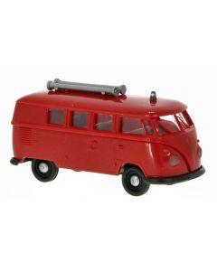 Personbiler, Volkswagen T1b Kombi, Brannbil, BRE31608