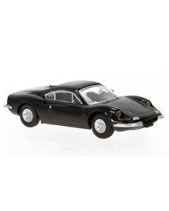 Personbiler, Ferrari Dino 246 GT, Sort, PCX870217