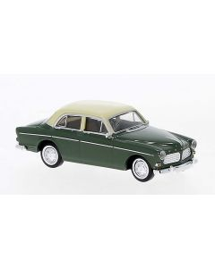 Personbiler, Volvo Amazon Sedan, 4-Dørs, Mørkegrønn/Elfenben, BRE29228