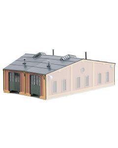 Stasjoner og jernbanebygninger (Faller), , FAL120282