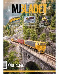 Blader, MJ-Bladet 01/2021, MJF0121