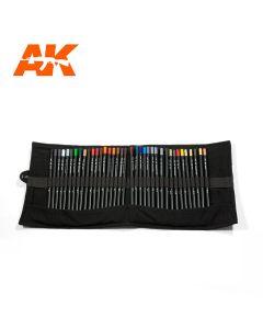 AK Interaktive, Weathering Pencils, Komplett Sortiment, AKI10048