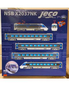 Lokomotiver Norske, , NMJE89908