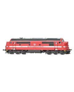 Lokomotiver Danske, , DK-8750114
