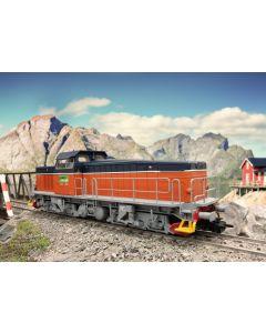 Lokomotiver Svenske, , MAR37945