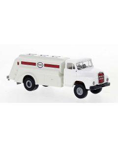 Lastebiler, MAN 635 Tankbil, Esso, BRE45049