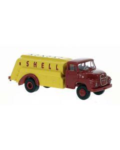 Lastebiler, MAN 635 Tankbil, Shell, BRE45048