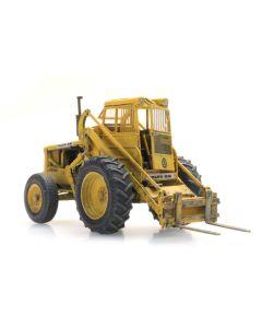 Traktorer & Anleggsmaskiner, artitec-387482-vovlo-bm-lm-218-baklaster-med-pallegaffel-ferdigmodell, ART387.482