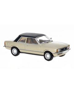 Personbiler, Ford Taunus TC2, Gull Metallic m/ Vinyl Tak, PCX870004