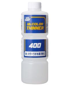 Mr. Hobby, Mr. Color Thinner, 400 ml, MRHT104