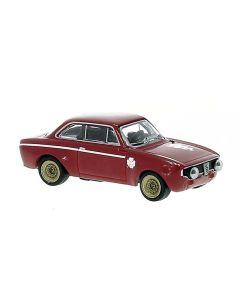 Personbiler, Alfa Romeo GTA 1300, Rød, BRE29700