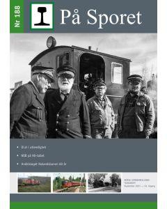 Blader, På Sporet nr 188, blad, NJKPS188