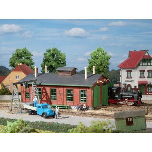 Stasjoner og jernbanebygninger (Auhagen), , AUH11355