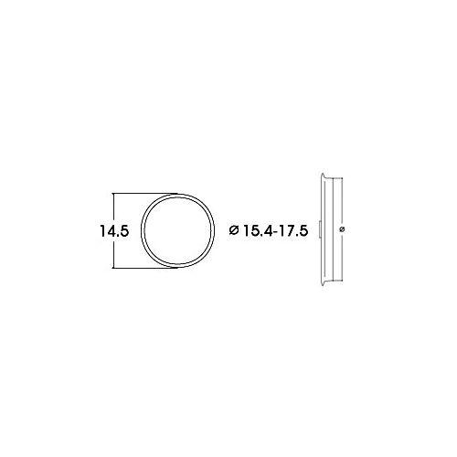 Hjul og koblinger, , ROC40076