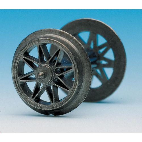 Hjul og koblinger, Stjerne Eikehjul 11mm x 2, AC, ROC40181