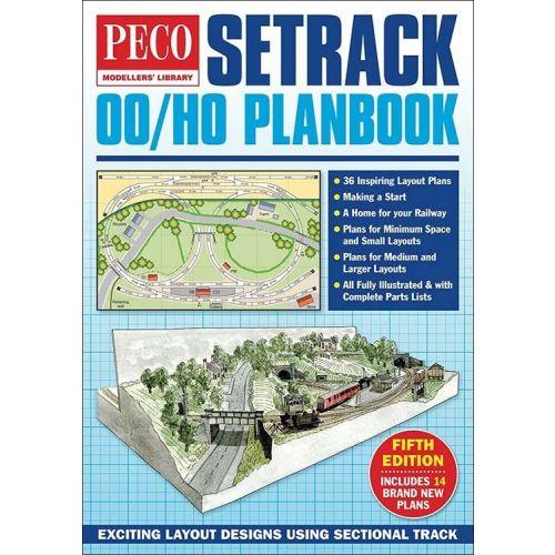 Peco Setrack Code 100, , PECSTP-00