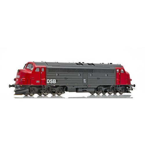 Topline Lokomotiver, nmj-topliine-dsb-my-1112-ac-lyd, NMJT95102
