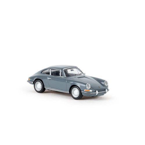 Personbiler, Porsche 911 Coupé, Grå, BRE16232