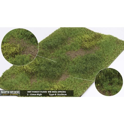 Gressmatter, martin-welberg-scenery-M051, MWB-M051