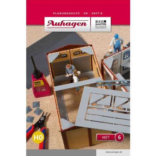 Baukasten System, auhagen-80006, AUH80006