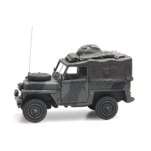Militære Kjøretøy, artitec-6870216-land-rover-88, ART6870216