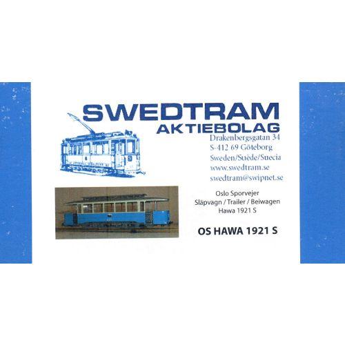 Lokomotiver Norske, , SWEHAWAT