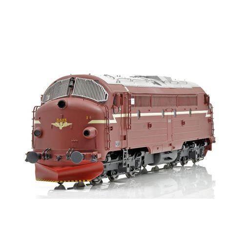 Topline Lokomotiver, , NMJT245003