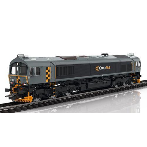 Lokomotiver Norske, maerklin-39063-cargonet-cd-66-mfx-plus, MAR39063