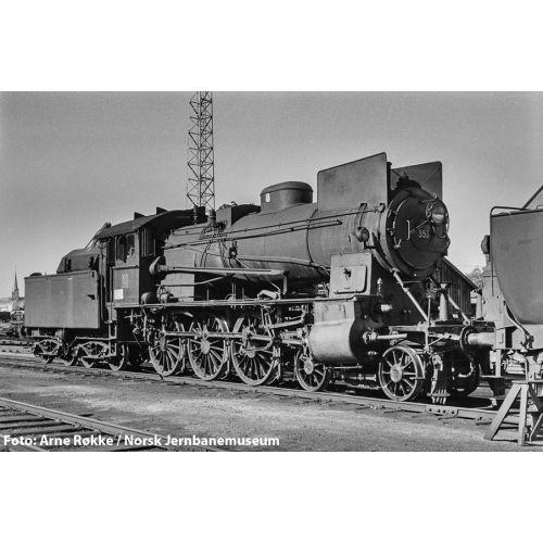 Superline Lokomotiver, nmj-superline-nsb-30b-353-nmjs30b353-dcc-sound-h0, NMJS30b353