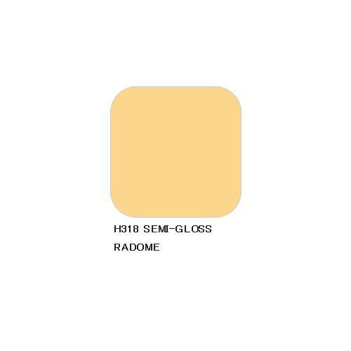 Mr. Hobby, mr-hobby-h-318-radome-10-ml-aqueous-hobby-color, MRHH318