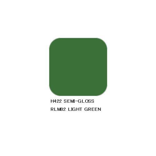 Mr. Hobby, mr-hobby-h-422-light-green-rlm82-10-ml-aqueous-hobby-color, MRHH422