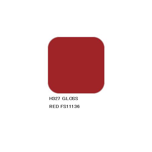 Mr. Hobby, mr-hobby-h-327-red-fs-11136-10-ml-aqueous-hobby-color, MRHH327