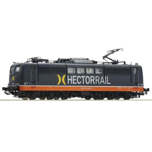 Lokomotiver Internasjonale, roco-73367-hectorrail-162-007-beckert-ddc-digital, ROC73367