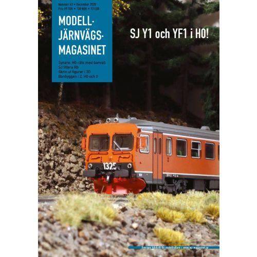 Blader, MJ-Magasinet Nr 43, 2020, Blad, MJM4320