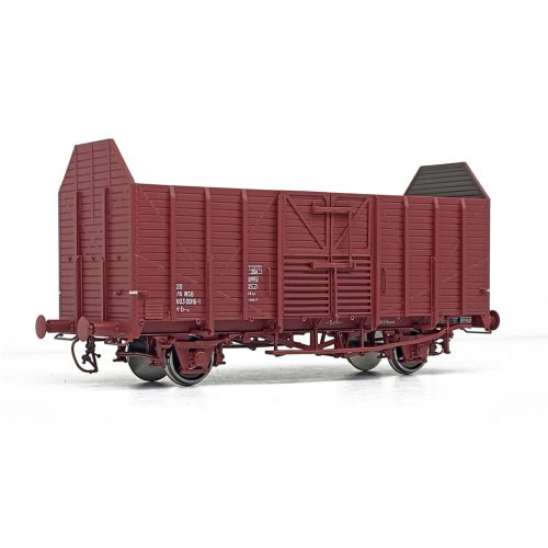Superline Vogner, NMJSFb0016-NMJ-Superline-NSB Fb-w 603 0016-1-T.2 -wood-chip-waggon-handmade-brassmodel-HO, NMJSFb0016