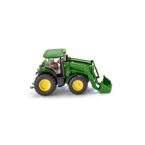 Traktorer & Anleggsmaskiner, John Deere 7280R Traktor m/ Lasteapparat, WIK035802