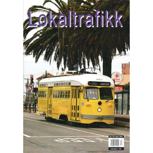 Blader,  Lokaltrafikk, Nr. 113, LTH113