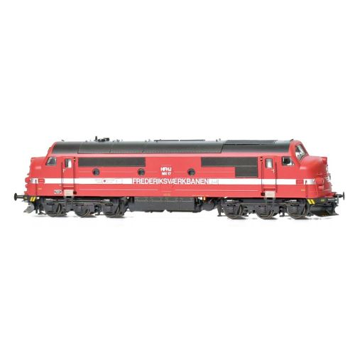 Lokomotiver Danske, , DK-8750113
