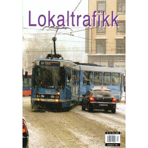 Blader, Lokaltrafikk, Nr. 112, LTH112