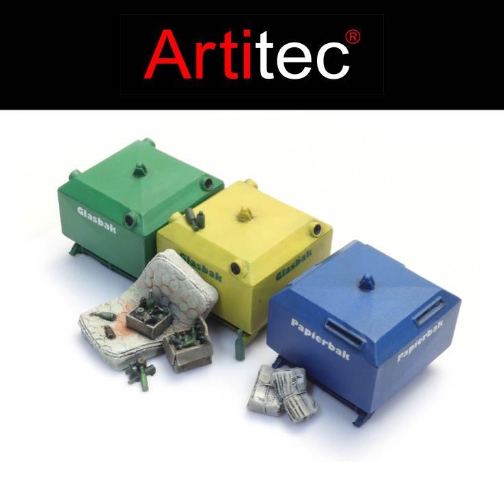Så vårt utvalg av Artitec produkter her!