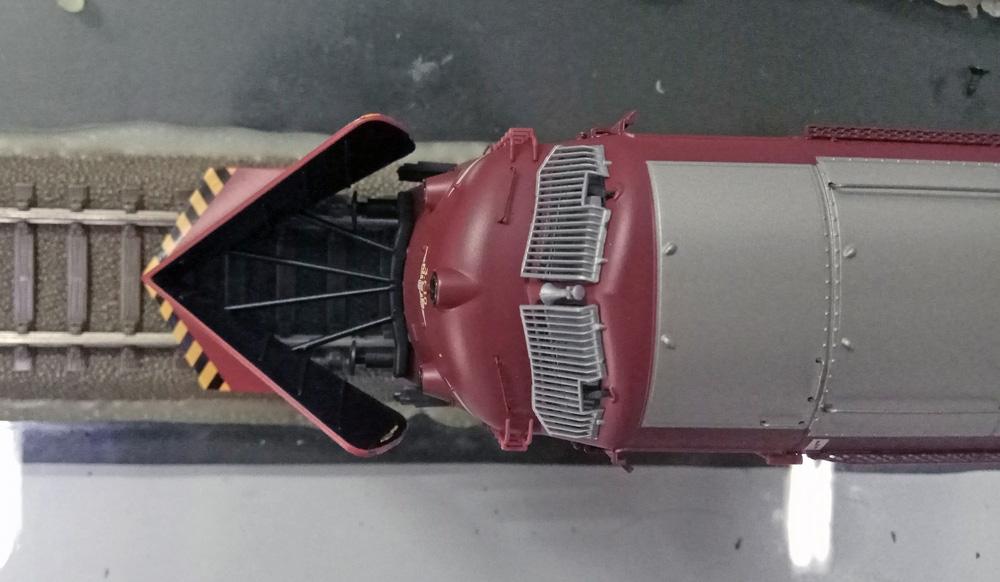 NMJ Topline 90007 Di3a 610 Gammeldesign med stor snøplog