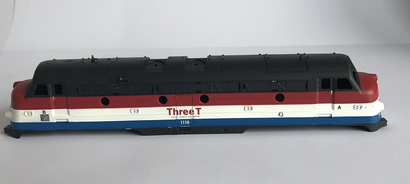 NMJ Topline Nohab prøver - Railcare - Three T - Strabag